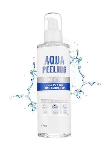 Missha Aha Içeren Peeling Etkili Tonik 250Ml  Apıeu Aqua Peeling Aha Toner Renksiz